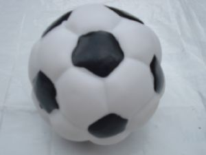 Large Squeaky Football